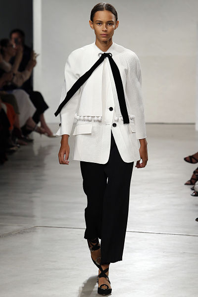 Proenza Schouler New York Fashion Week NYFW 2015