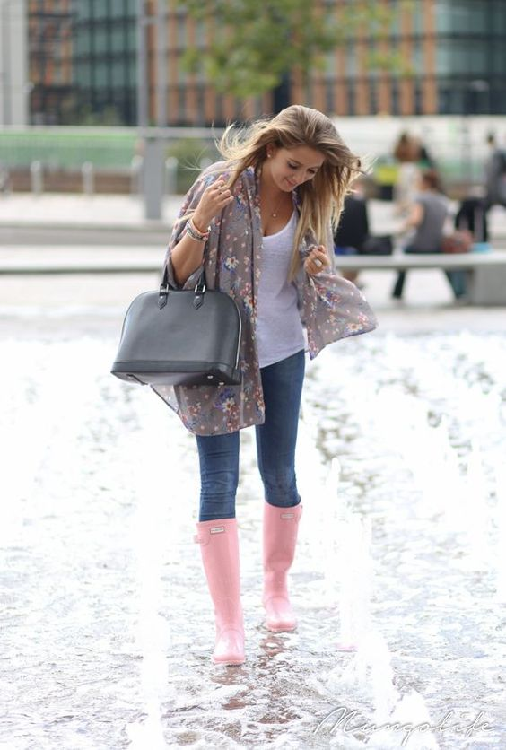 FWL Picks : Hunter Boots - Winter or Rain? | For Working Ladies