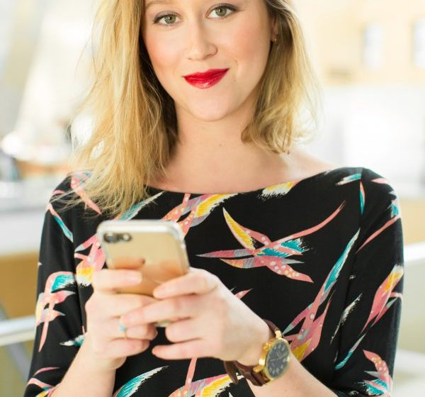 Rosa Heyman, Senior Digital Editor at Marie Claire